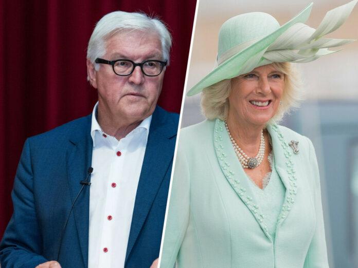 Sowohl Bundespräsident Frank-Walter Steinmeier als auch Herzogin Camilla wurden mit AstraZeneca geimpft