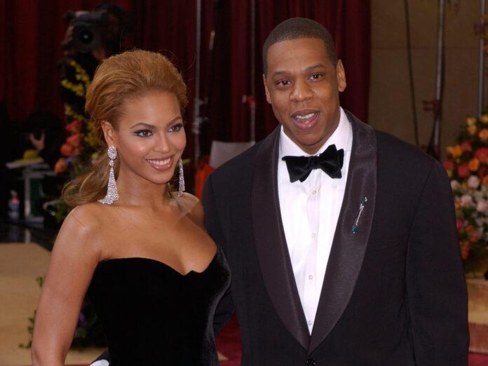 Beyoncé und Jay-Z sind seit 2008 verheiratet.