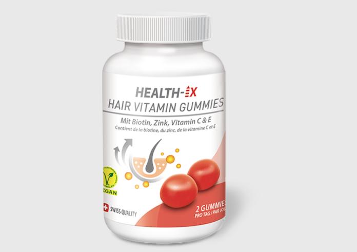 Yummy Vitamin Gummies für die Haare