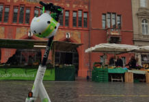 Uber kooperiert mit Lime in Basel