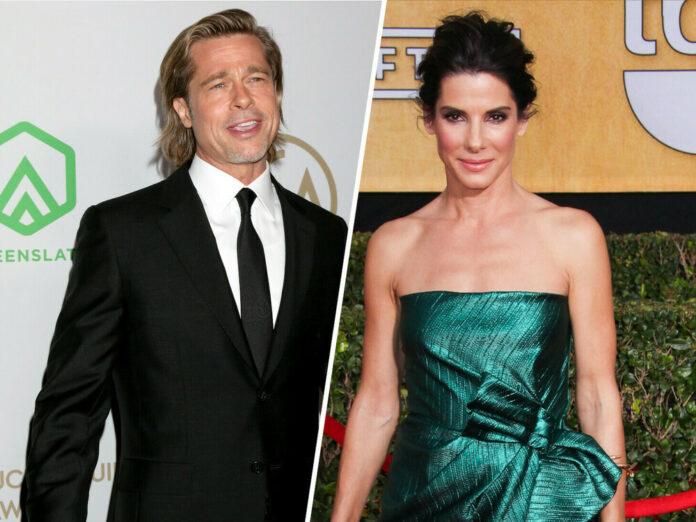 Brad Pitt und Sandra Bullock waren bislang noch in keinem gemeinsamen Film zu sehen - bald werden es zwei auf einen Streich sein.
