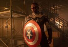 "In ""The Falcon and the Winter Soldier"" durfte Anthony Mackie zuletzt schon mal als Captain America üben."