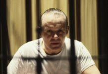 """Die Bestie im Käfig: Anthony Hopkins als Hannibal Lecter in """"Das Schweigen der Lämmer"""""""