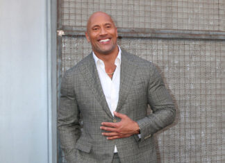 """""""The Rock"""" for President?"""
