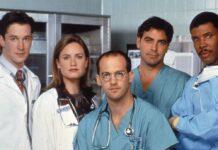 """15 Jahre lang retteten die Stars von """"Emergency Room"""" gemeinsam Menschenleben im TV."""