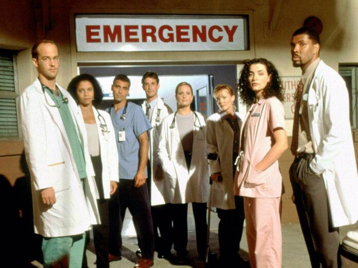 Lang ist's her: Mitte der 90er Jahre startete die Krankenhausserie