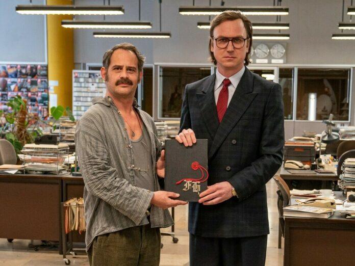 Moritz Bleibtreu (li.) und Lars Eidinger spielen die Hauptrollen in