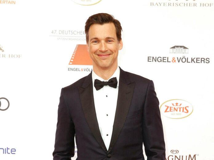 Florian David Fitz beim Deutschen Filmball im Januar 2020.
