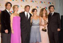 """Der Cast der Kultserie """"Friends"""" hat sich erneut zusammengefunden."""