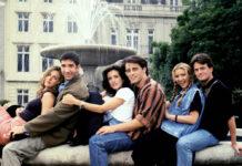 """Die """"Friends""""-Darsteller (v.l.): Jennifer Aniston"""