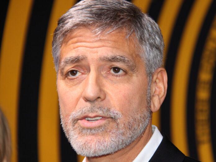 George Clooney während eines Events im Jahr 2019