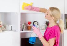 Beim Putzen gibt es einiges zu beachten
