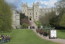 Die Trauerfeier für Prinz Philip findet in Windsor statt.