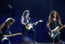 Iron Maiden kommen im Juli 2022 nach Deutschland.