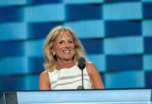 First Lady Jill Biden liebt Streiche und Aprilscherze.