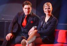 """Ilse DeLange pausierte mit ihrem Tanzpartner Evgeny Vinokurov am vergangenen Freitag in der """"Let's Dance""""-Ausgabe."""