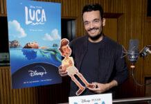 """Giovanni Zarrella spricht in """"Luca"""" den Ercole"""