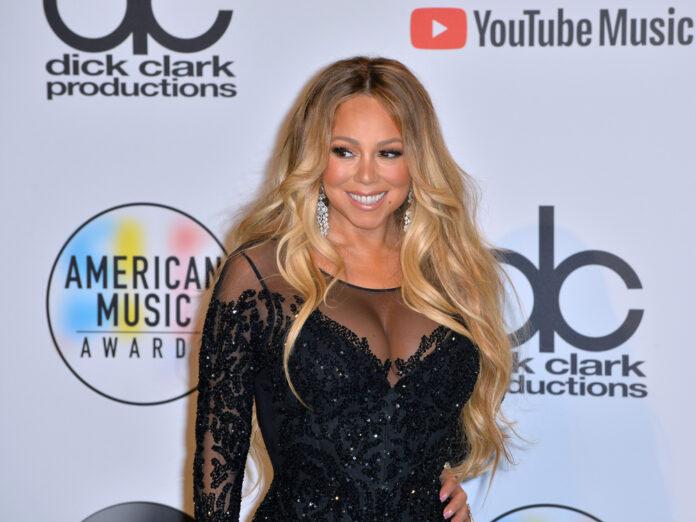 Mariah Carey wurde gegen Covid-19 geimpft.