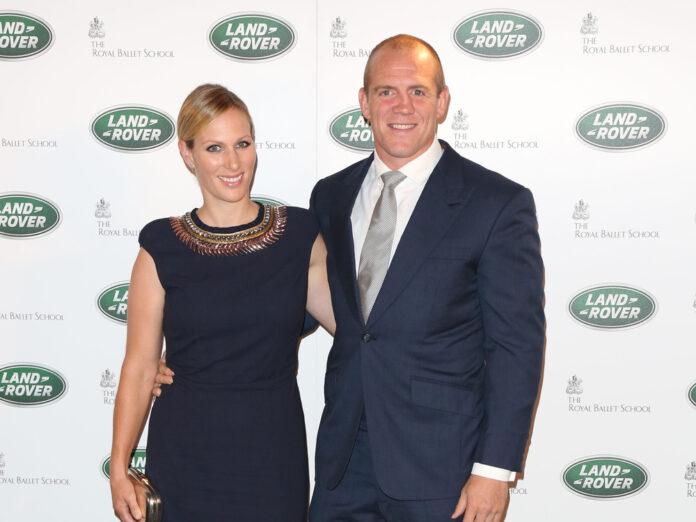 Zara und Mike Tindall sind seit Juli 2011 verheiratet.