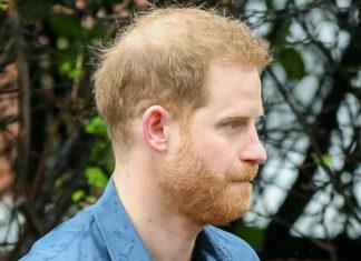 Prinz Harry bei einem Auftritt in London