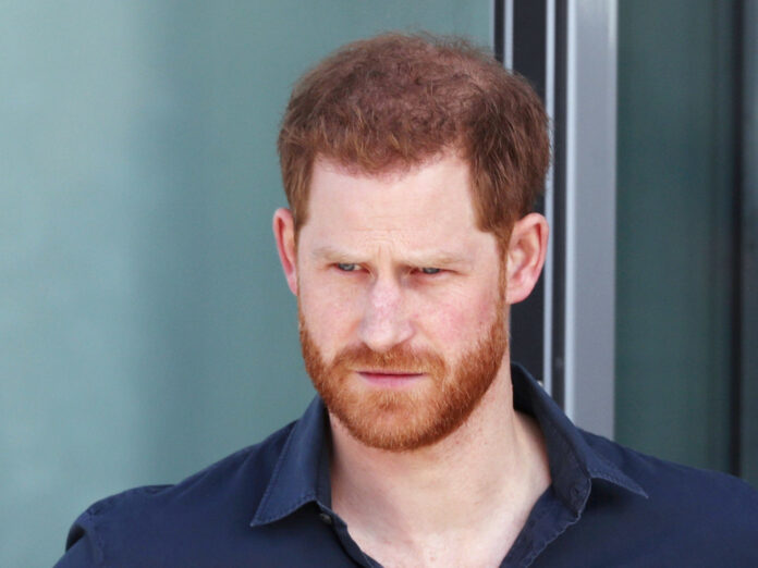 Kommt Prinz Harry im Juli nach London?