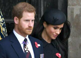 Prinz Harry und Herzogin Meghan gedenken Prinz Philip.