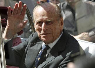 Prinz Philip ist am vergangenen Freitag verstorben.