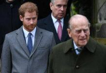 """Prinz Harry (li.) wird Prinz Philip """"schmerzlich vermissen""""."""