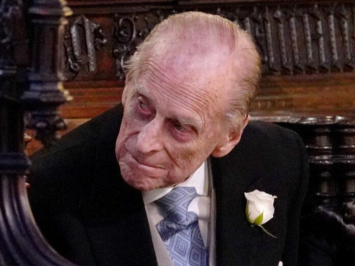 Prinz Philip starb im Alter von 99 Jahren.
