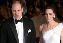 Prinz William und Herzogin Kate bei den BAFTA Awards 2019 in der Royal Albert Hall in London