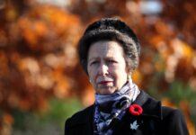 Prinzessin Anne trauert um ihren Vater