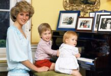 """""""Prinzessin Dianas gefährliches Erbe"""": Prinzessin Diana mit ihren Söhnen"""