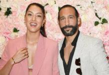 Rebecca Mir und Massimo Sinató sind Eltern geworden.