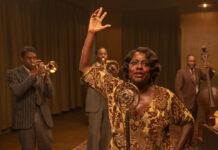 "Viola Davis als Ma Rainey in ""Ma Rainey's Black Bottom""."