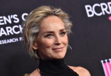 """Sharon Stone hat Ende März ihre Biografie """"The Beauty of Living Twicce"""" veröffentlicht."""