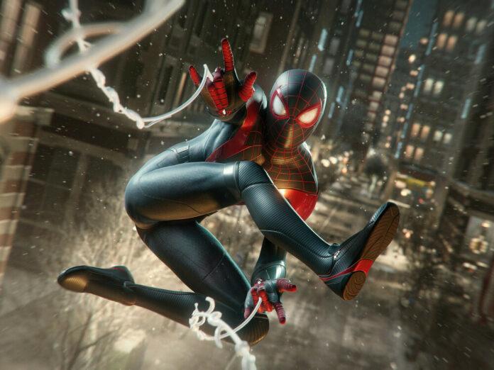 Eines der jüngsten Superhelden-Games: