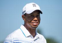 Tiger Woods wurde nicht durch sein Handy abgelenkt