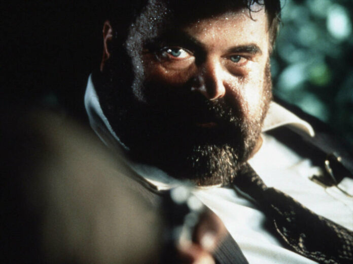 Walter Olkewicz in seiner Rolle als Mafia-Anwalt in