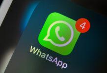 WhatsApp lässt sich unter anderem per Fingerabdruck schützen.