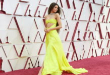 Zendaya in ihrem besonderen Oscar-Outfit.