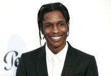 """Rapper A$AP Rocky scheint in Sängerin Rihanna """"die Richtige"""" gefunden zu haben."""