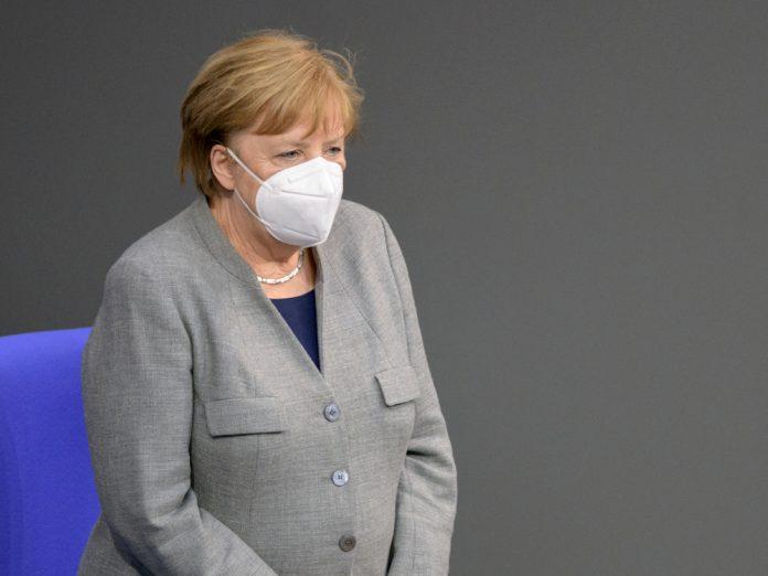 Bundeskanzlerin Angela Merkel will in Zukunft weniger reisen.