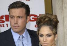 Ben Affleck und Jennifer Lopez (hier im Jahr 2003) waren knapp zwei Jahre lang ein Paar.