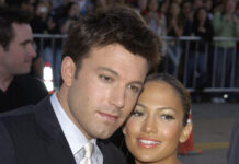 """Ben Affleck und Jennifer Lopez 2003 bei der Premiere seines Films """"Daredevil"""""""