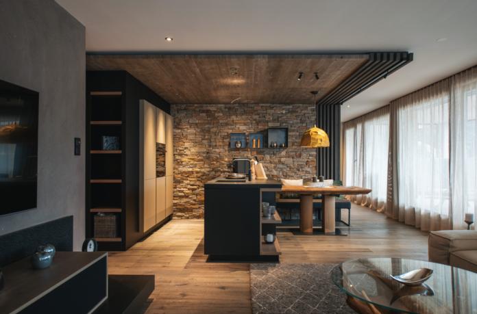MOHR life resort eröffnet drei neue Penthouses