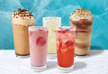 Starbucks präsentiert die neuen Sommer Drinks