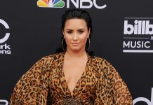 Demi Lovato auf einem Event in Las Vegas