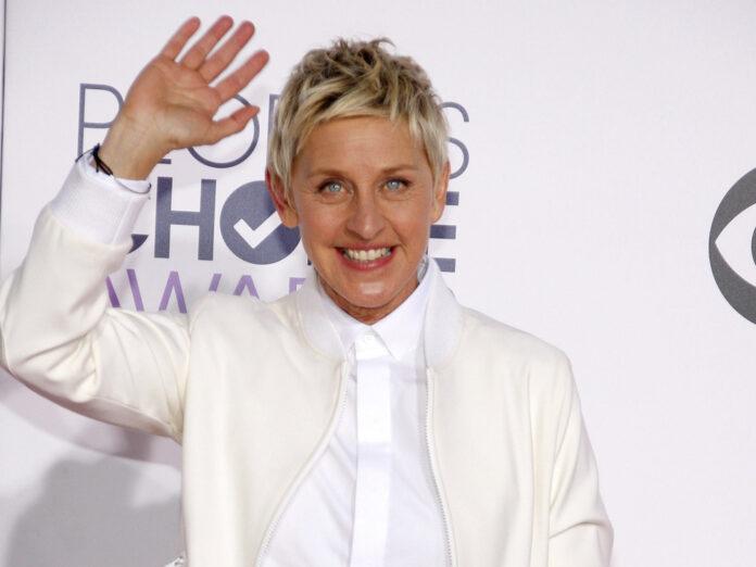 Ellen DeGeneres verabschiedet sich 2022 von ihren Talkshow-Fans.