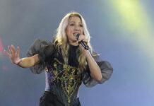 Sängerin Ellie Goulding hat am 29. April 2021 einen Sohn zur Welt gebracht.