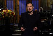 "Elon Musk bei seinem ""SNL""-Auftritt"
